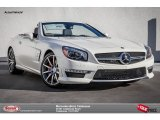 2015 Mercedes-Benz SL 63 AMG Roadster for sale