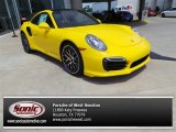 2015 Porsche 911 Turbo S Coupe for sale