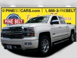 2015 Chevrolet Silverado 1500 High Country Crew Cab 4x4 for sale