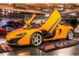 2015 McLaren 650S Spyder for sale