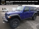 2019 Jeep Wrangler Unlimited Rubicon 4x4 for sale
