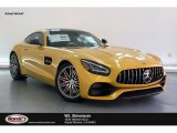 2020 Mercedes-Benz AMG GT C Coupe for sale