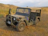 1971 Ford M151A2 4x4 Utility Truck for sale