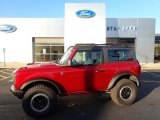 2021 Ford Bronco Base 4x4 2-Door for sale