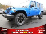 2014 Jeep Wrangler Unlimited Polar Edition 4x4 for sale