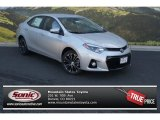 2015 Toyota Corolla S Plus for sale