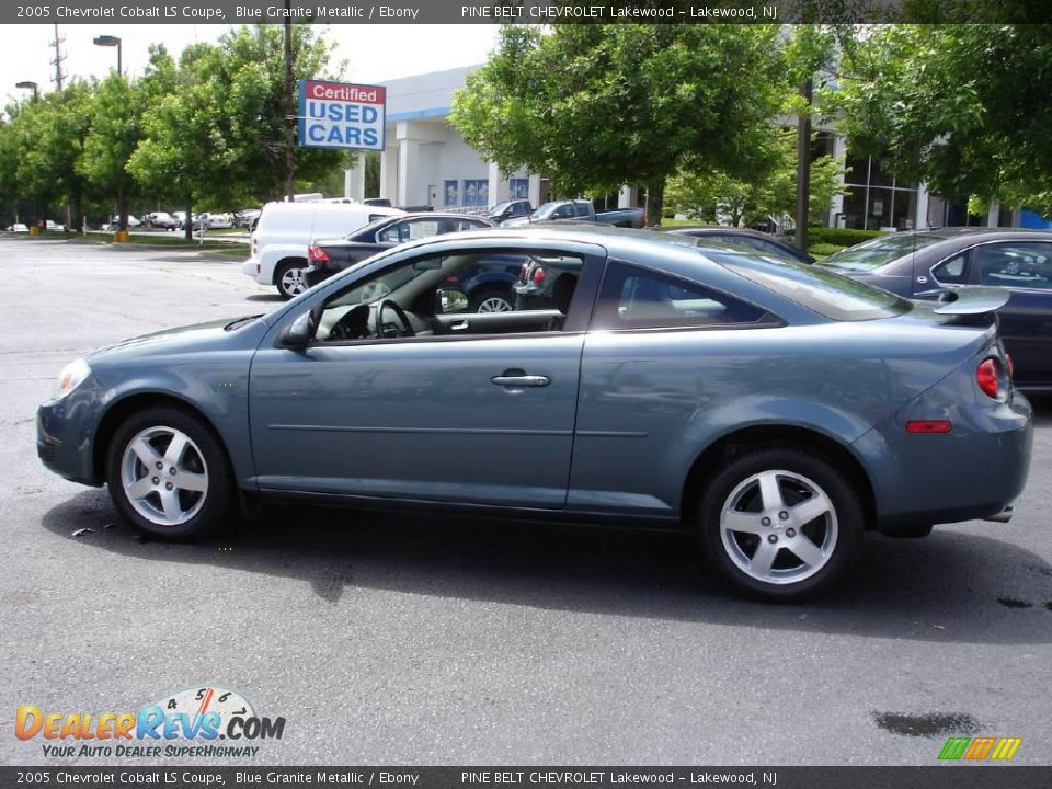 2005 chevrolet cobalt ls coupe blue granite metallic. Black Bedroom Furniture Sets. Home Design Ideas