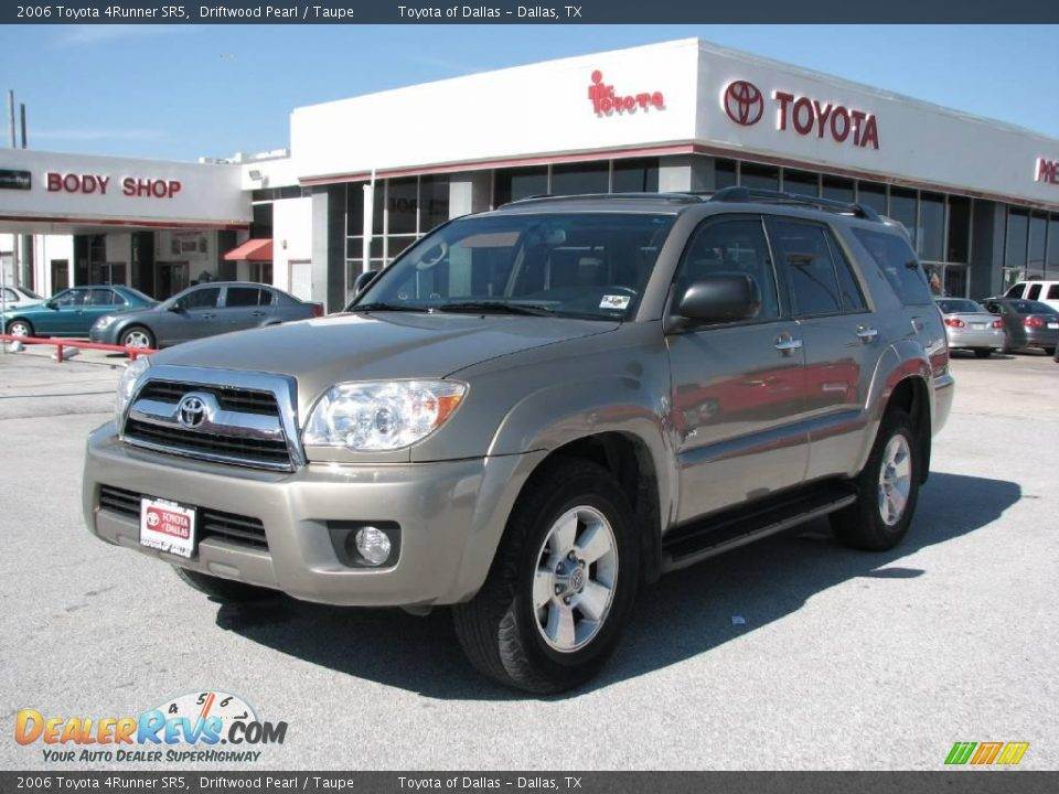 2006 Toyota 4runner Sr5 Driftwood Pearl Taupe Photo 2