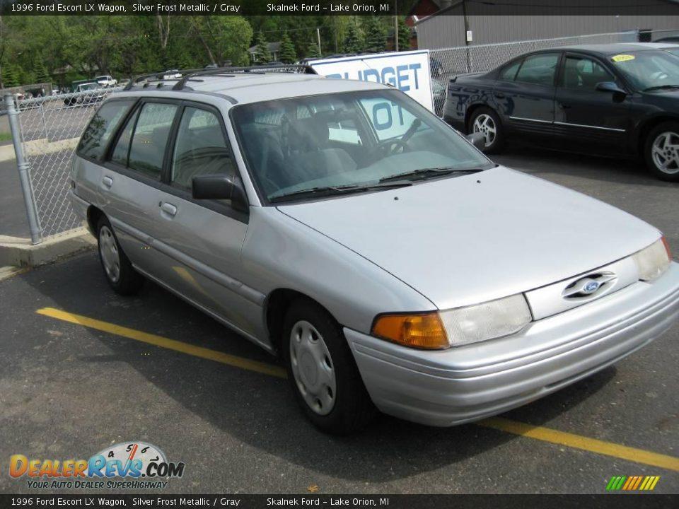 Ford escort lx wagon