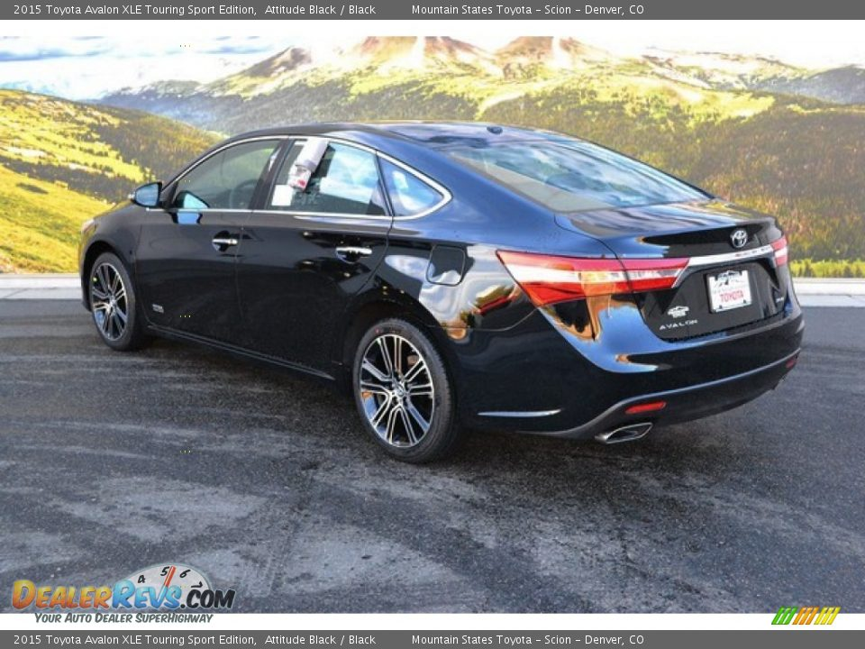 2015 toyota avalon xle touring sport edition attitude. Black Bedroom Furniture Sets. Home Design Ideas