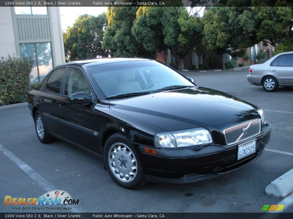 S80 Volvo 2017 >> 1999 Volvo S80 2.9 Black / Silver Granite Photo #2 | DealerRevs.com