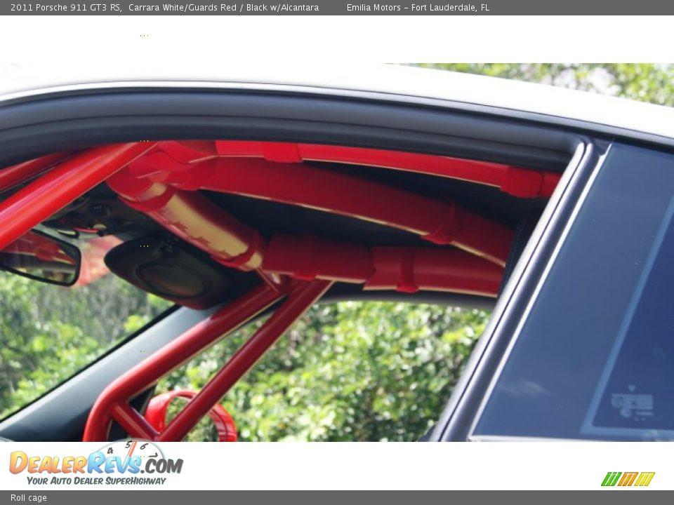 Roll cage - 2011 Porsche 911