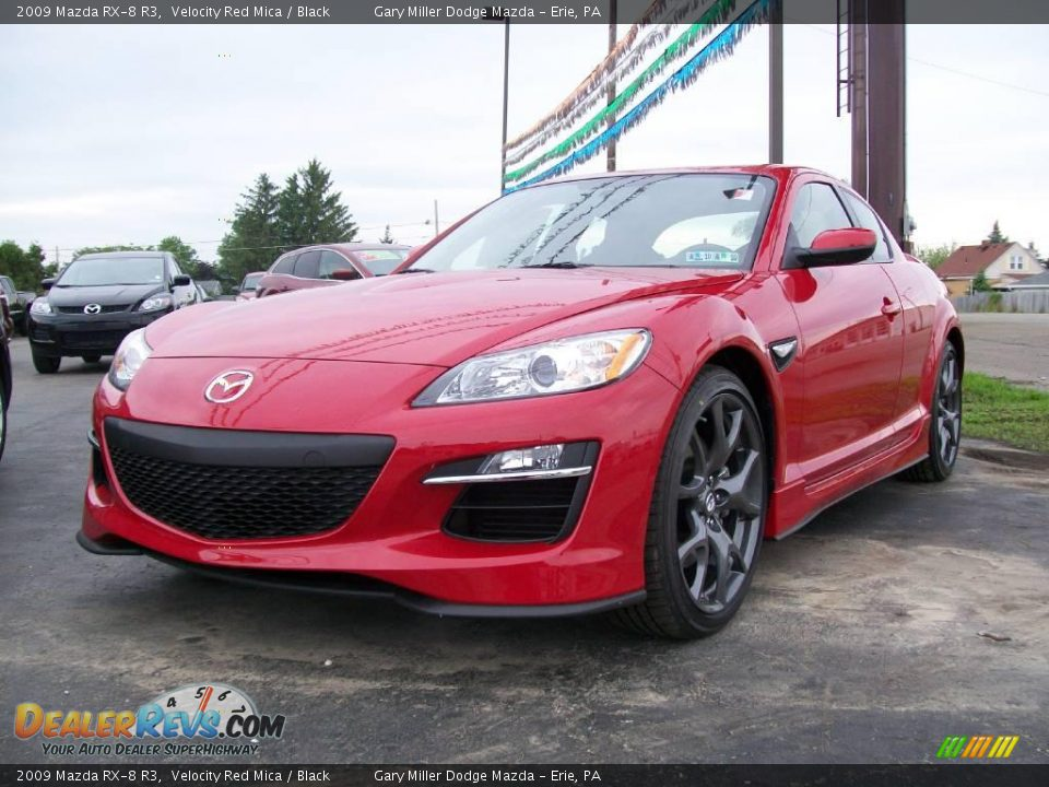 2009 mazda rx 8 r3 velocity red mica black photo 1. Black Bedroom Furniture Sets. Home Design Ideas