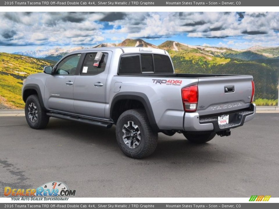 Toyota Tacoma Trd Off Road Autos Post