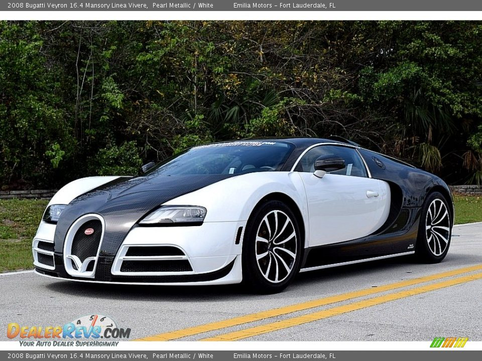front 3 4 view of 2008 bugatti veyron 16 4 mansory linea. Black Bedroom Furniture Sets. Home Design Ideas