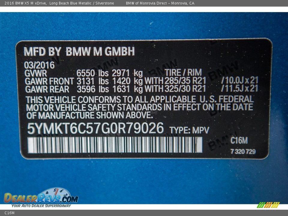 Bmw Color Code C16m Long Beach Blue Metallic Dealerrevscom
