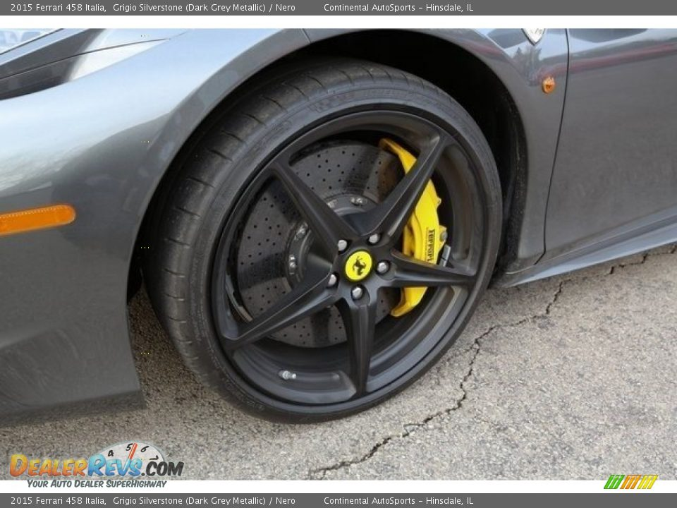 2015 Ferrari 458 Italia Wheel Photo #13