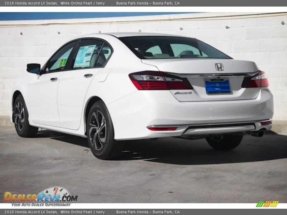 Honda Accord 2018 White >> 2016 Honda Accord LX Sedan White Orchid Pearl / Ivory Photo #2 | DealerRevs.com