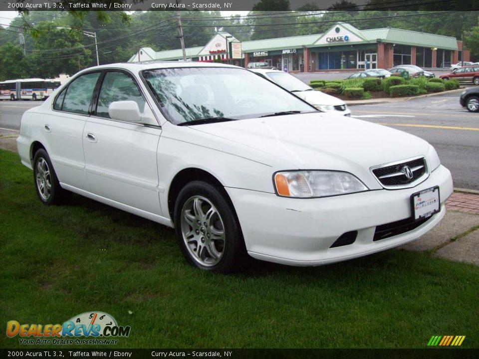 2000 Acura Tl 3 2 >> 2000 Acura Tl 3 2 Taffeta White Ebony Photo 4 Dealerrevs Com