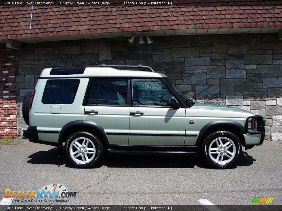 2004 land rover discovery se giverny green alpaca beige photo 6. Black Bedroom Furniture Sets. Home Design Ideas