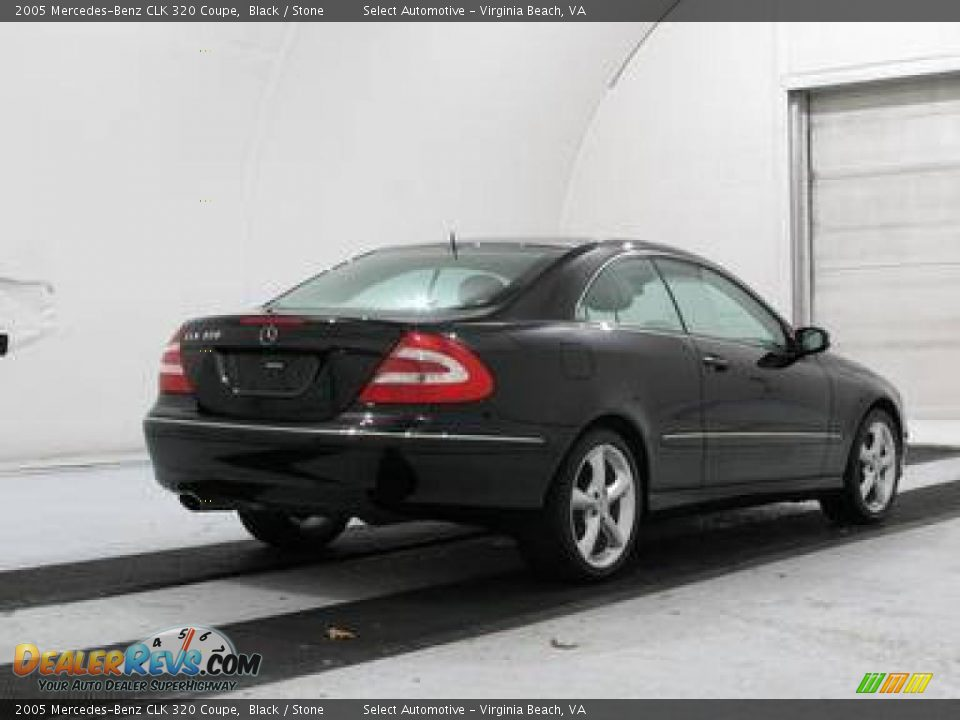 2005 mercedes benz clk 320 coupe black stone photo 4 for Mercedes benz coupe 2005