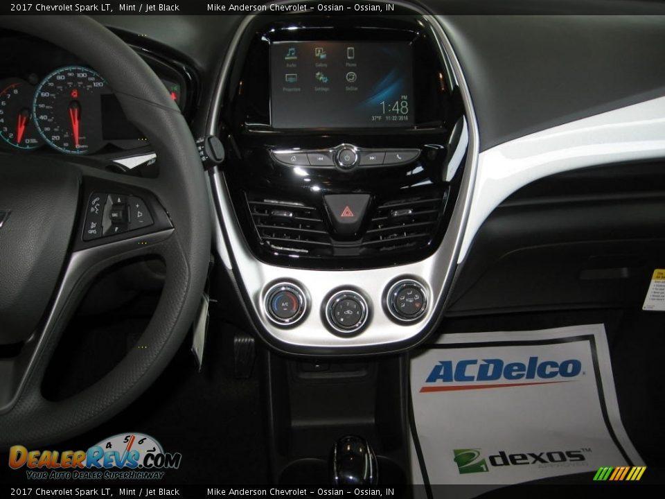 2017 Chevrolet Spark LT Mint / Jet Black Photo #5