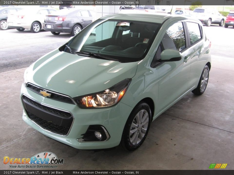 Mint 2017 Chevrolet Spark LT Photo #19