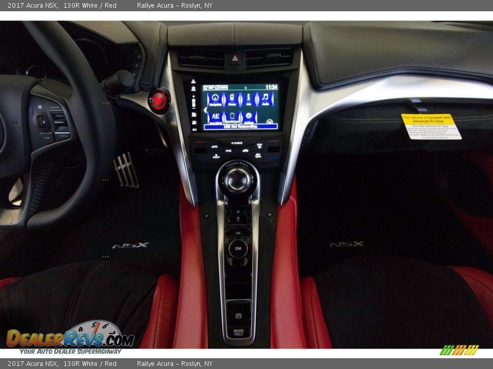 Controls of 2017 Acura NSX  Photo #28
