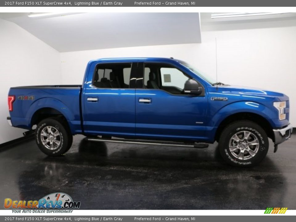 Dealer Info of 2017 Ford F150 XLT SuperCrew 4x4 Photo #1