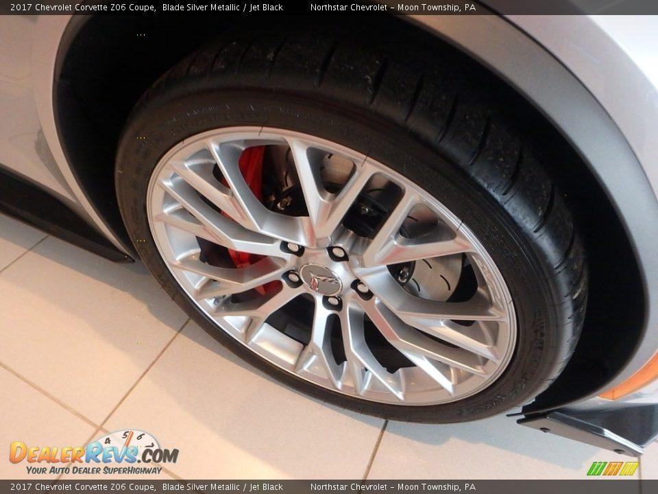 2017 Chevrolet Corvette Z06 Coupe Wheel Photo #9