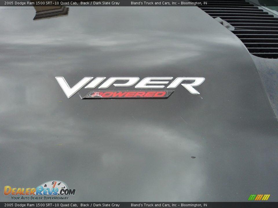 2005 Dodge Ram 1500 SRT-10 Quad Cab Logo Photo #7