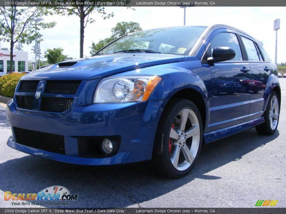 2009 Dodge Caliber Srt 4 Deep Water Blue Pearl Dark