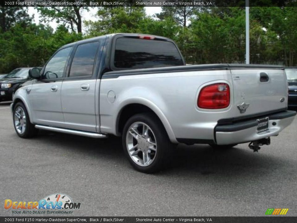 2003 ford f150 harley davidson supercrew autos post