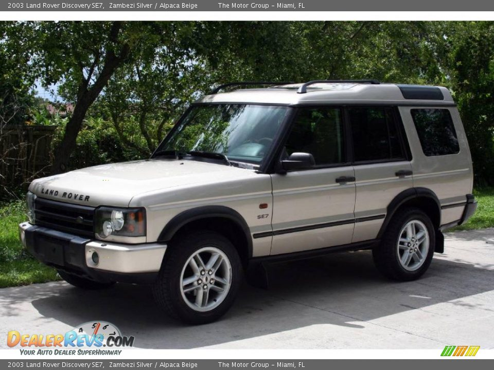 2004 Land Rover Discovery Se7 Review 2003 Land Rover