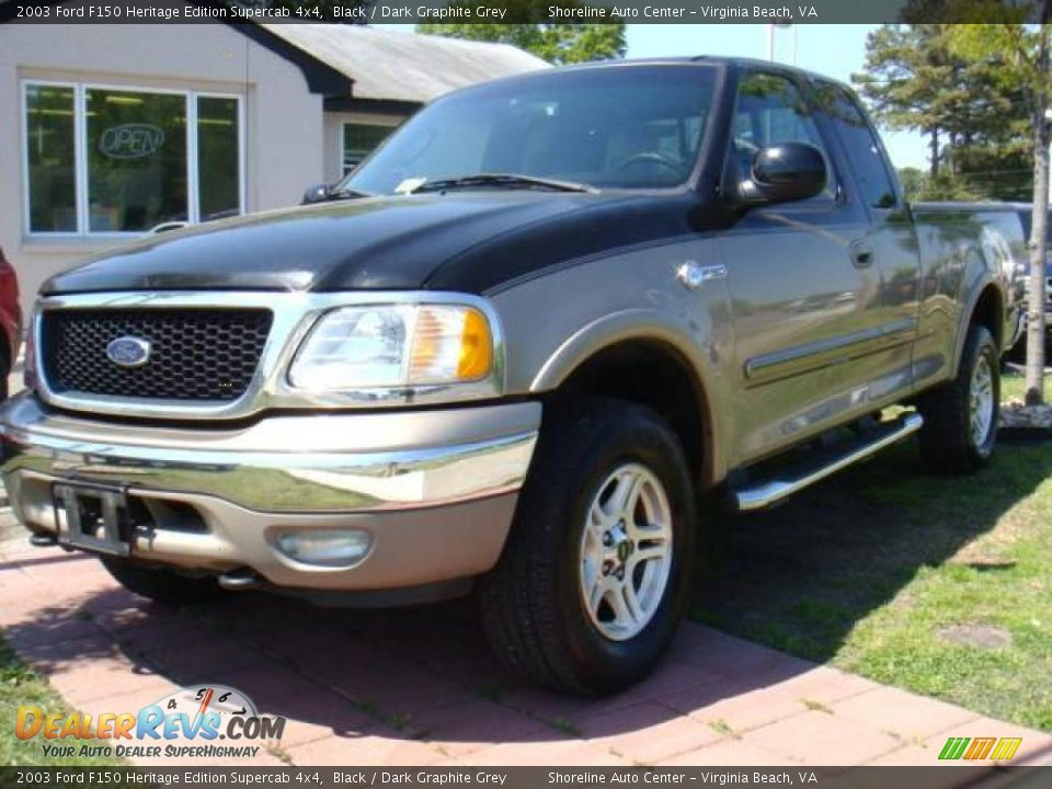 2003 ford f150 heritage edition for autos post. Black Bedroom Furniture Sets. Home Design Ideas