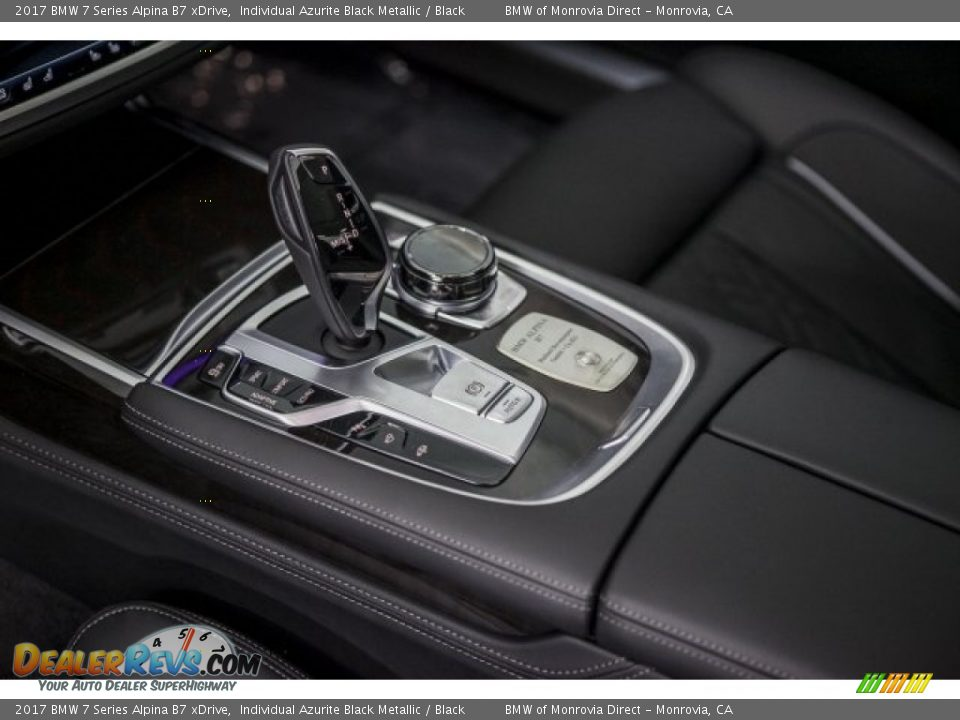 2017 BMW 7 Series Alpina B7 xDrive Shifter Photo #6