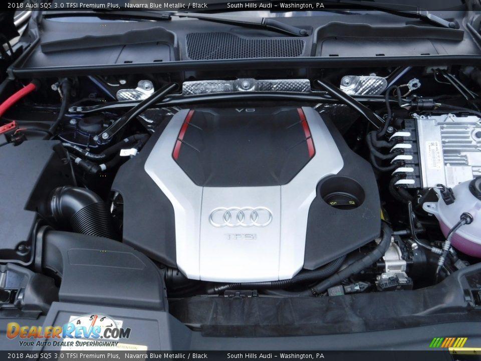 2018 Audi SQ5 3.0 TFSI Premium Plus 3.0 Liter Turbocharged TFSI DOHC 24-Valve VVT V6 Engine Photo #26