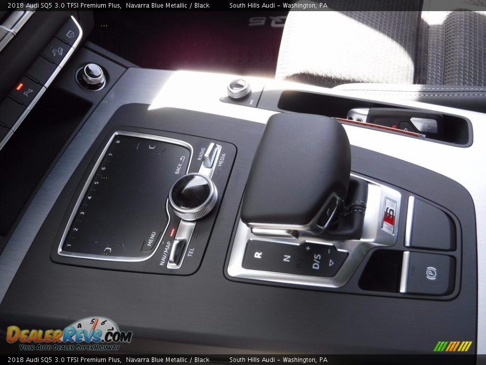 2018 Audi SQ5 3.0 TFSI Premium Plus Shifter Photo #32