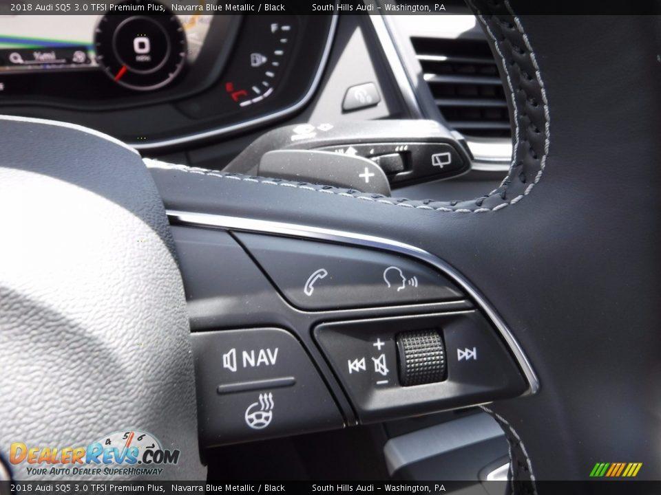 Controls of 2018 Audi SQ5 3.0 TFSI Premium Plus Photo #36