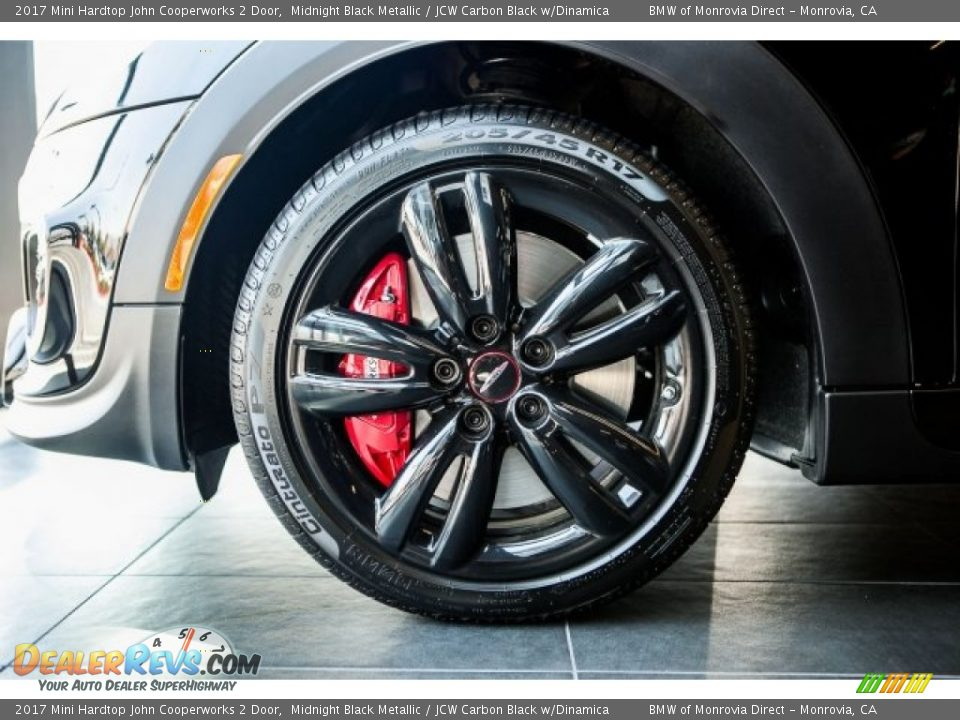 2017 Mini Hardtop John Cooperworks 2 Door Wheel Photo #9