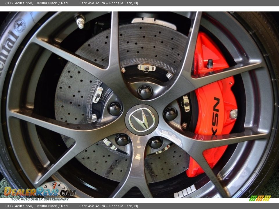 2017 Acura NSX  Wheel Photo #34