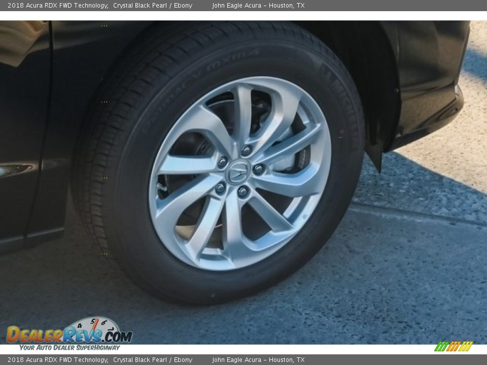 2018 Acura RDX FWD Technology Wheel Photo #11