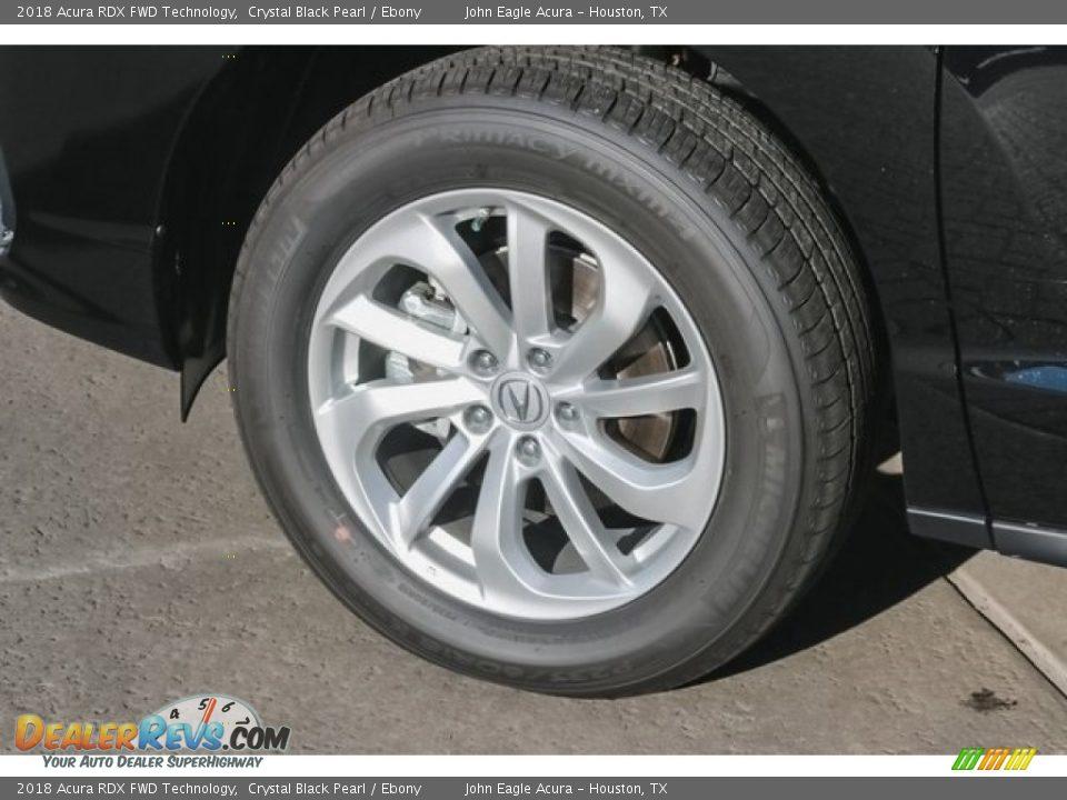 2018 Acura RDX FWD Technology Wheel Photo #12
