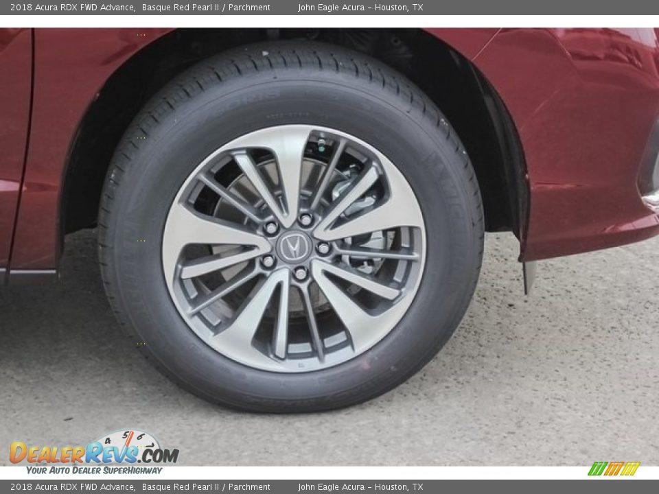 2018 Acura RDX FWD Advance Wheel Photo #10
