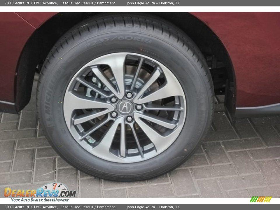 2018 Acura RDX FWD Advance Wheel Photo #11