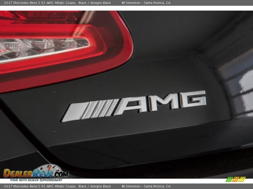 2017 Mercedes-Benz S 63 AMG 4Matic Coupe Logo Photo #25