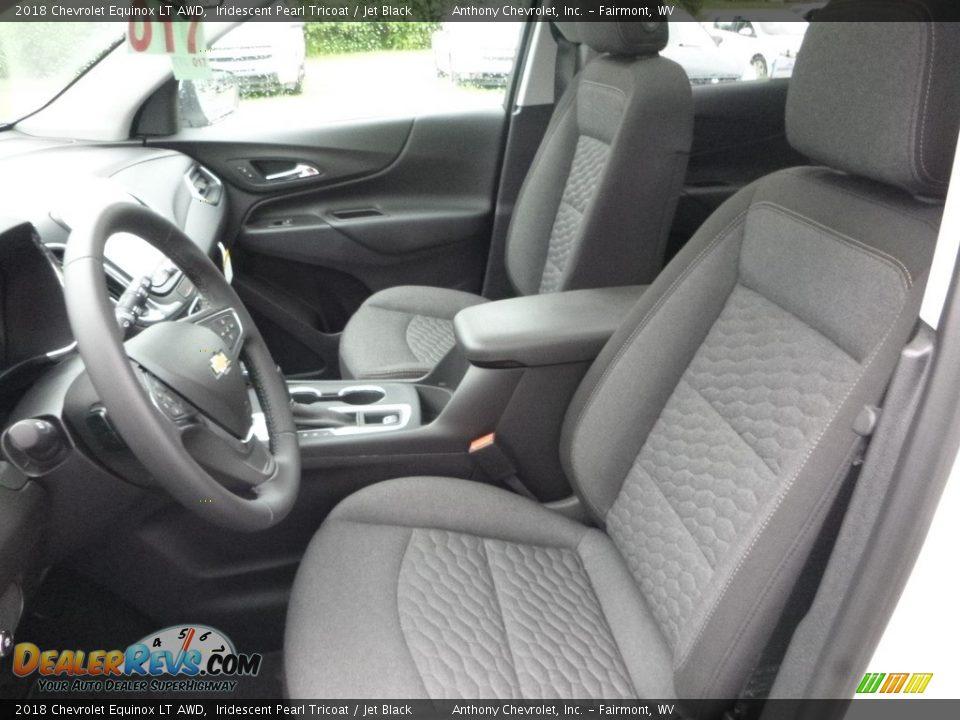 2018 Chevrolet Equinox LT AWD Iridescent Pearl Tricoat / Jet Black Photo #15