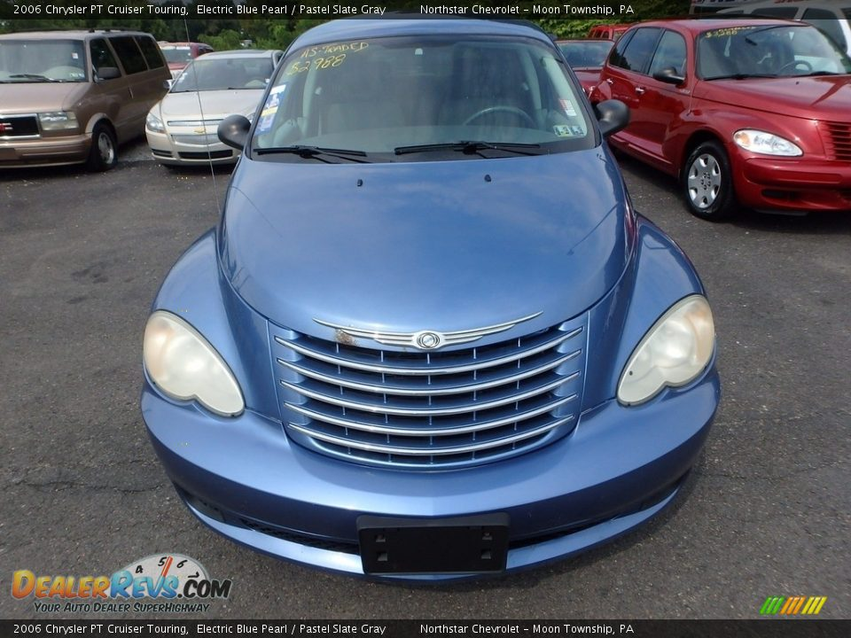 2006 Chrysler PT Cruiser Touring Electric Blue Pearl / Pastel Slate Gray Photo #6