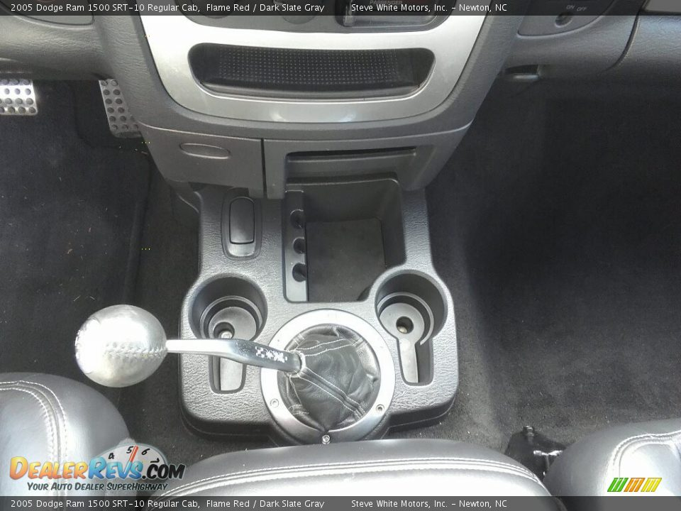 2005 Dodge Ram 1500 SRT-10 Regular Cab Shifter Photo #24