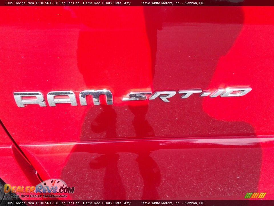 2005 Dodge Ram 1500 SRT-10 Regular Cab Logo Photo #33